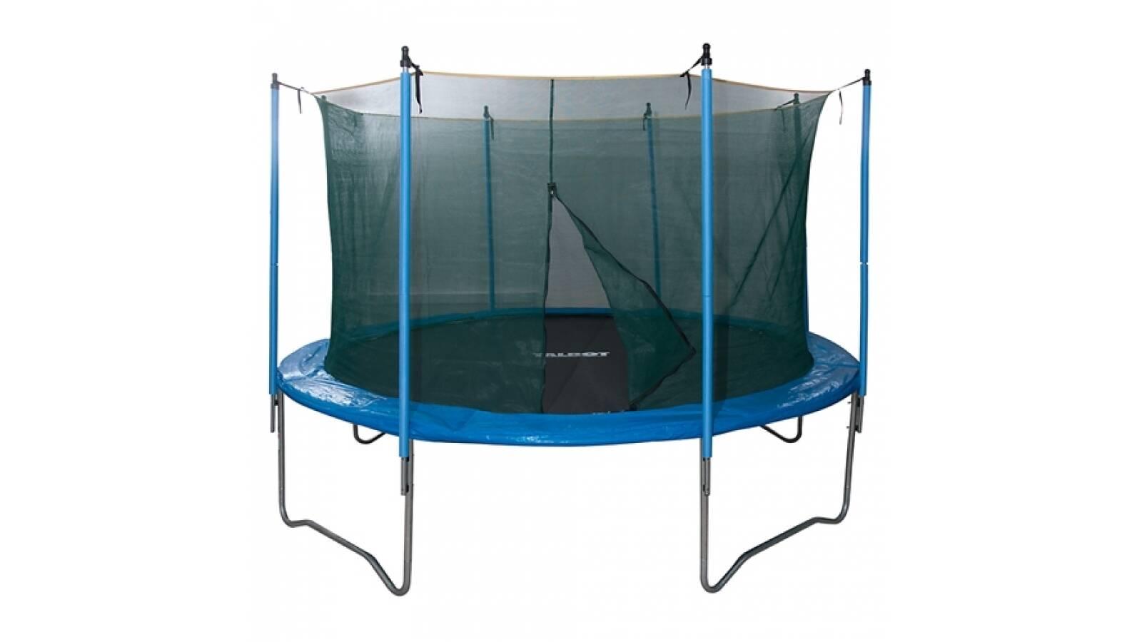Cama elastica con red de protección 1,83 mts