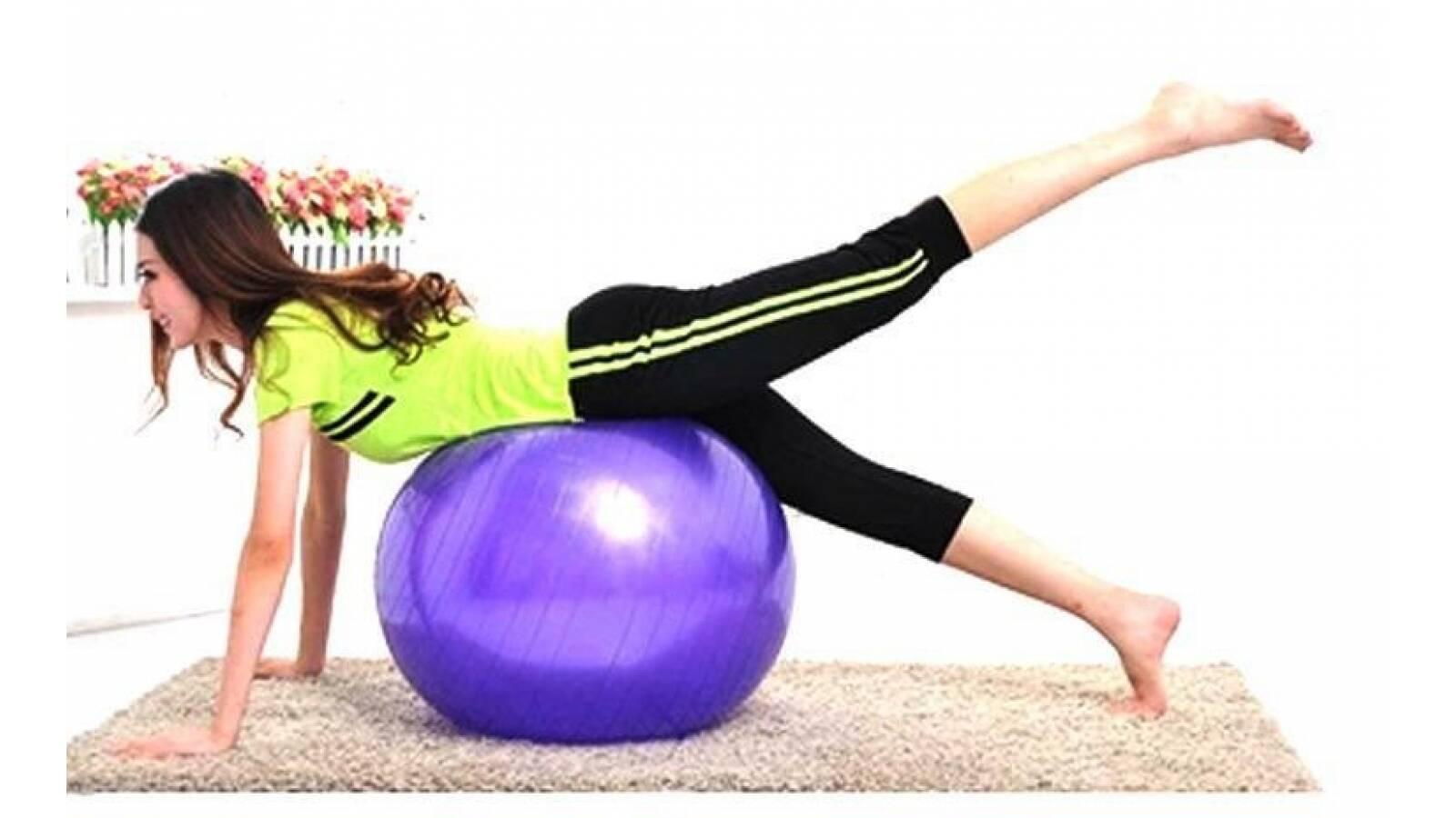 Pelota para Pilates de 85cm de diámetro