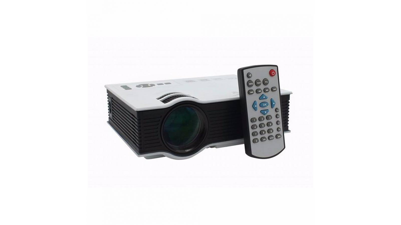 Proyector Led Full Hd 1080p 800 Lumens Hdmi Vga