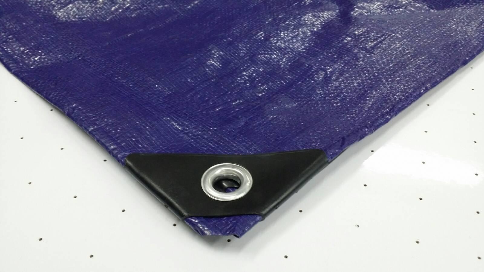 Lona extra reforzada 2x3 m - Heavy Duty Impermeable y multiuso