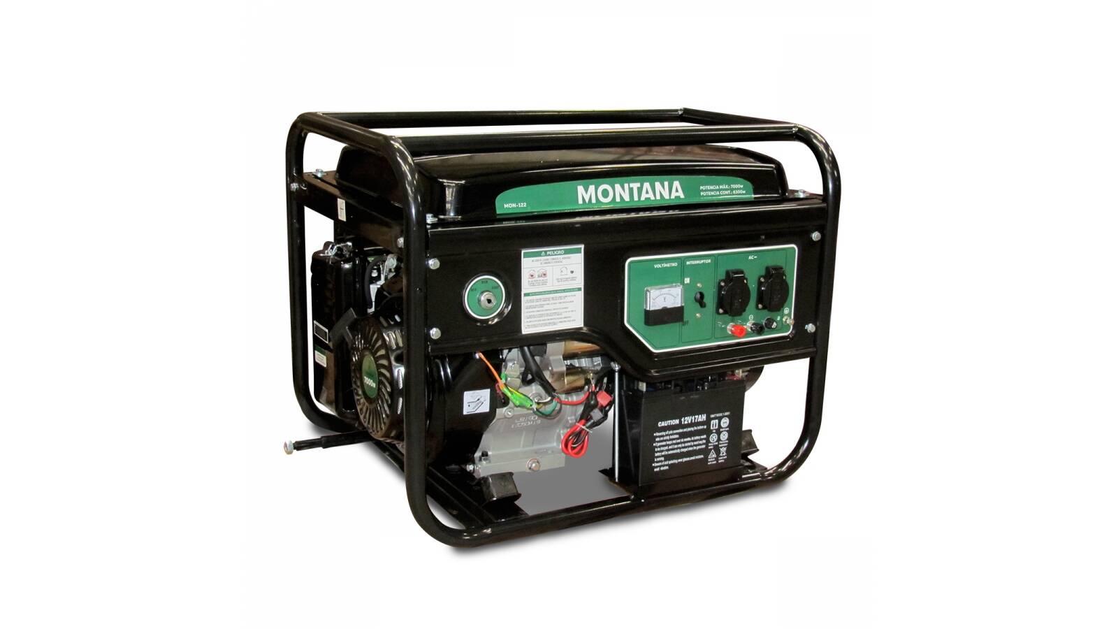 Generador Montana de 6500 W