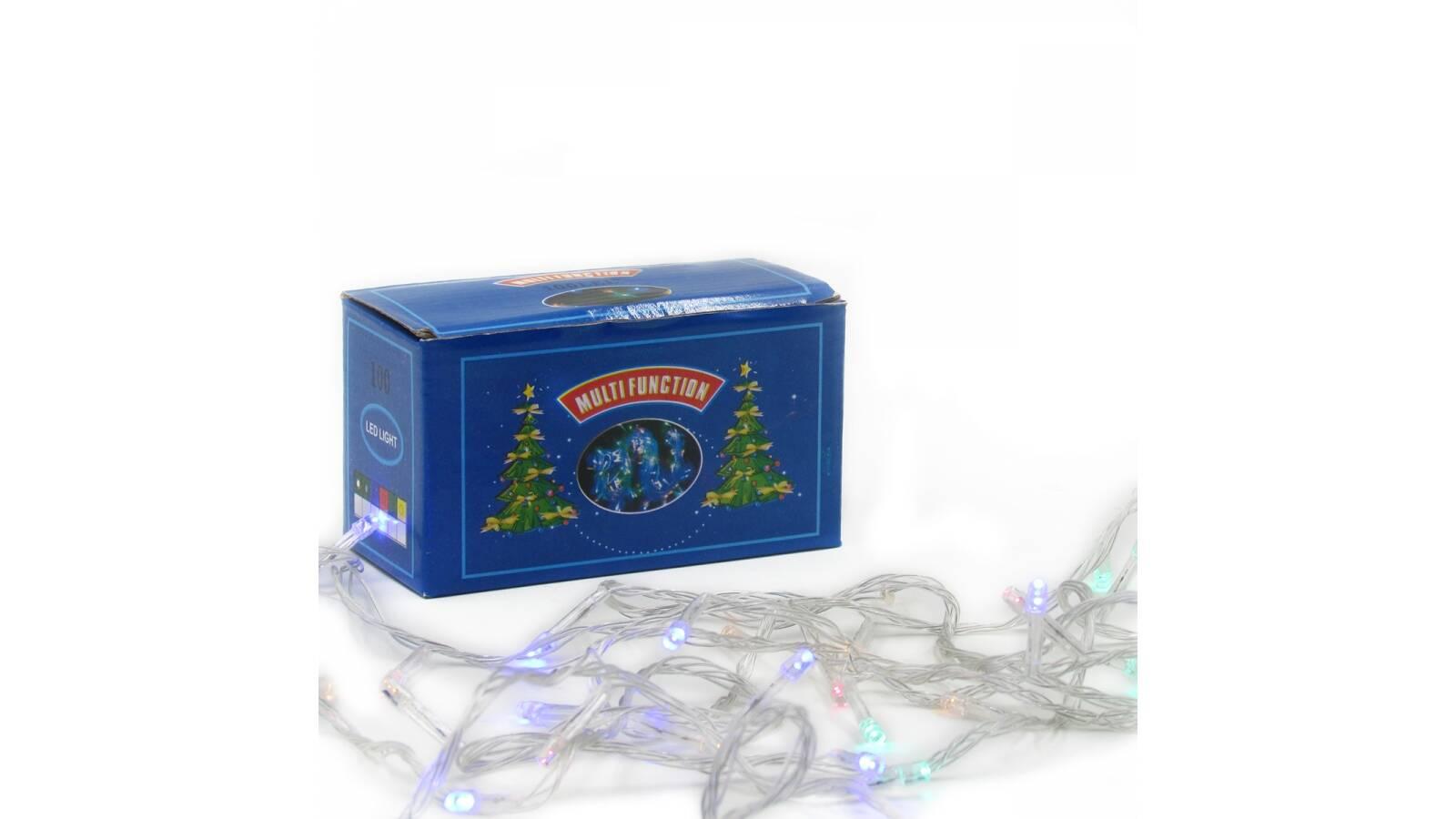 Luces LED de Navidad x 100 - 9 Metros Blanca o Colores