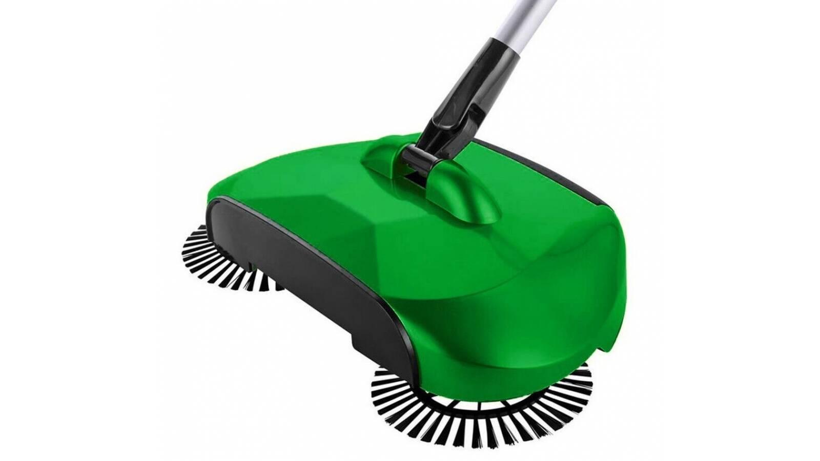 Mopeadora de cepillos - escoba aspiradora Mopa