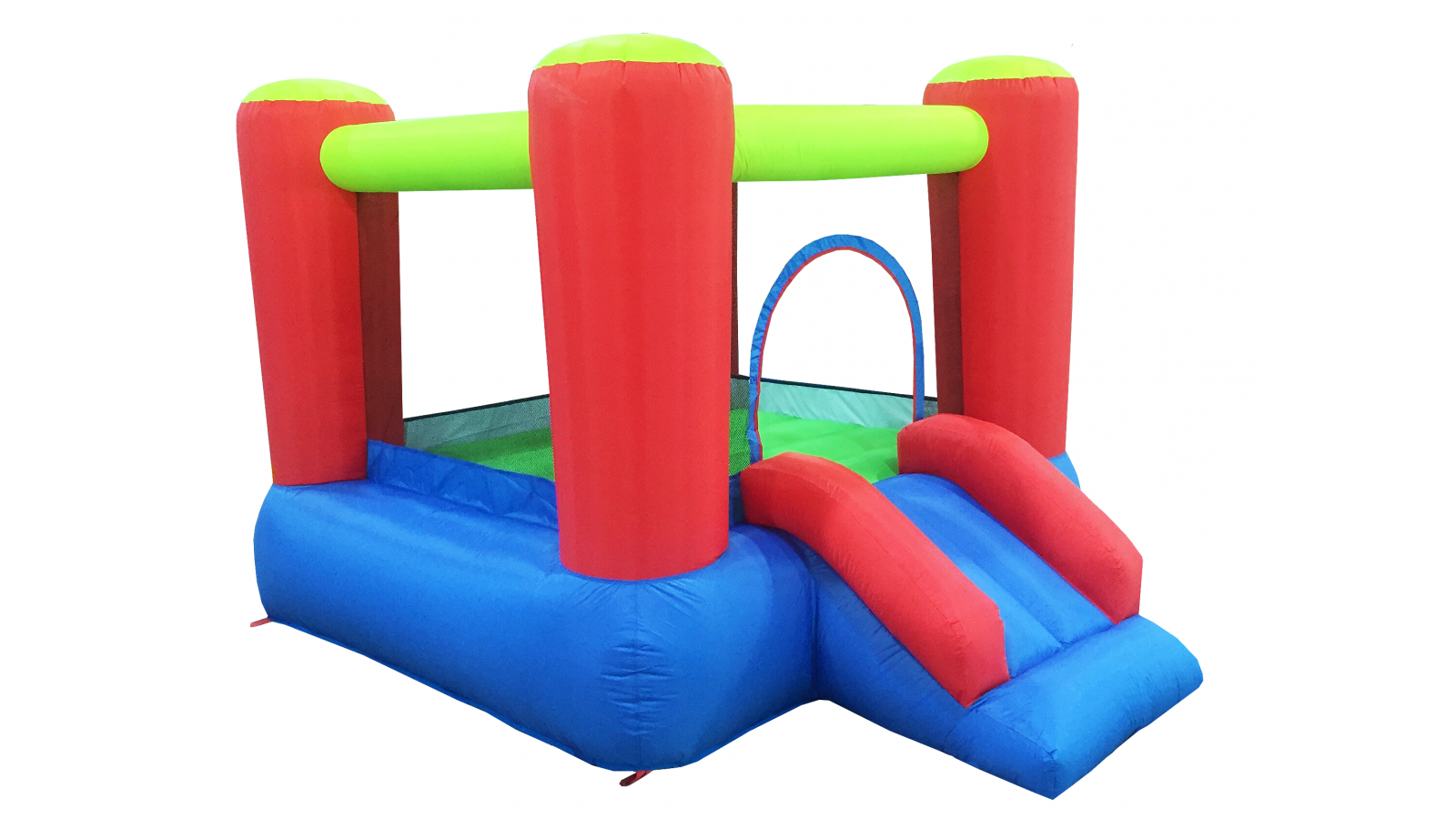 Castillo inflable - Incluye compresor