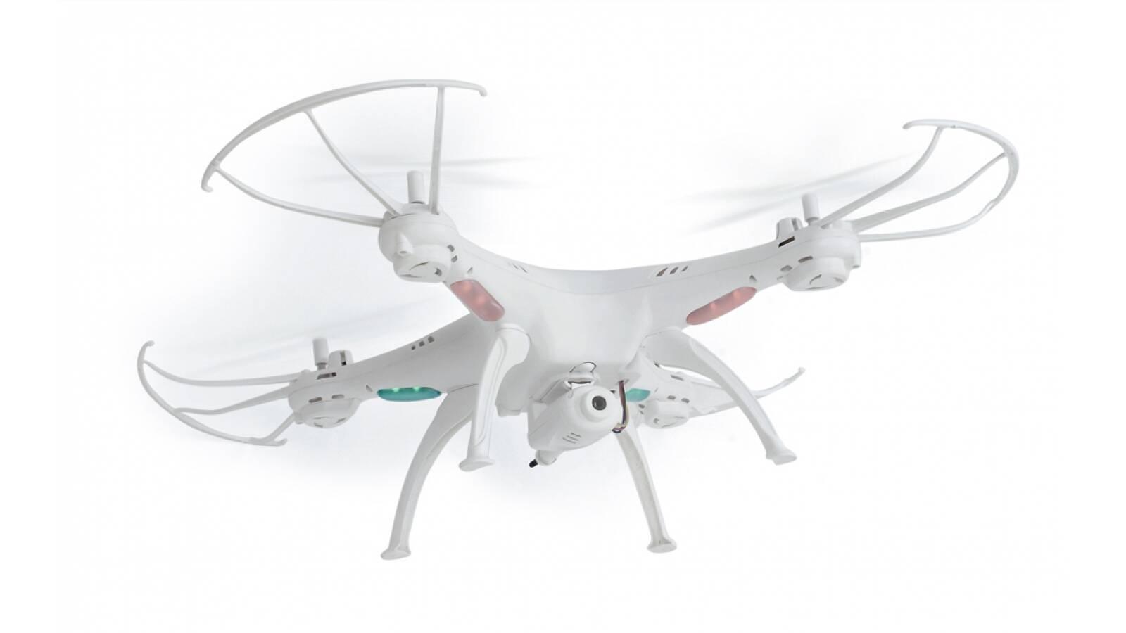 Drone cuadricoptero con camara - Transmision al celular