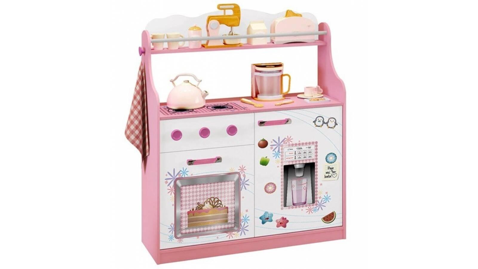 Cocina de madera para niños - Excelente calidad juguete