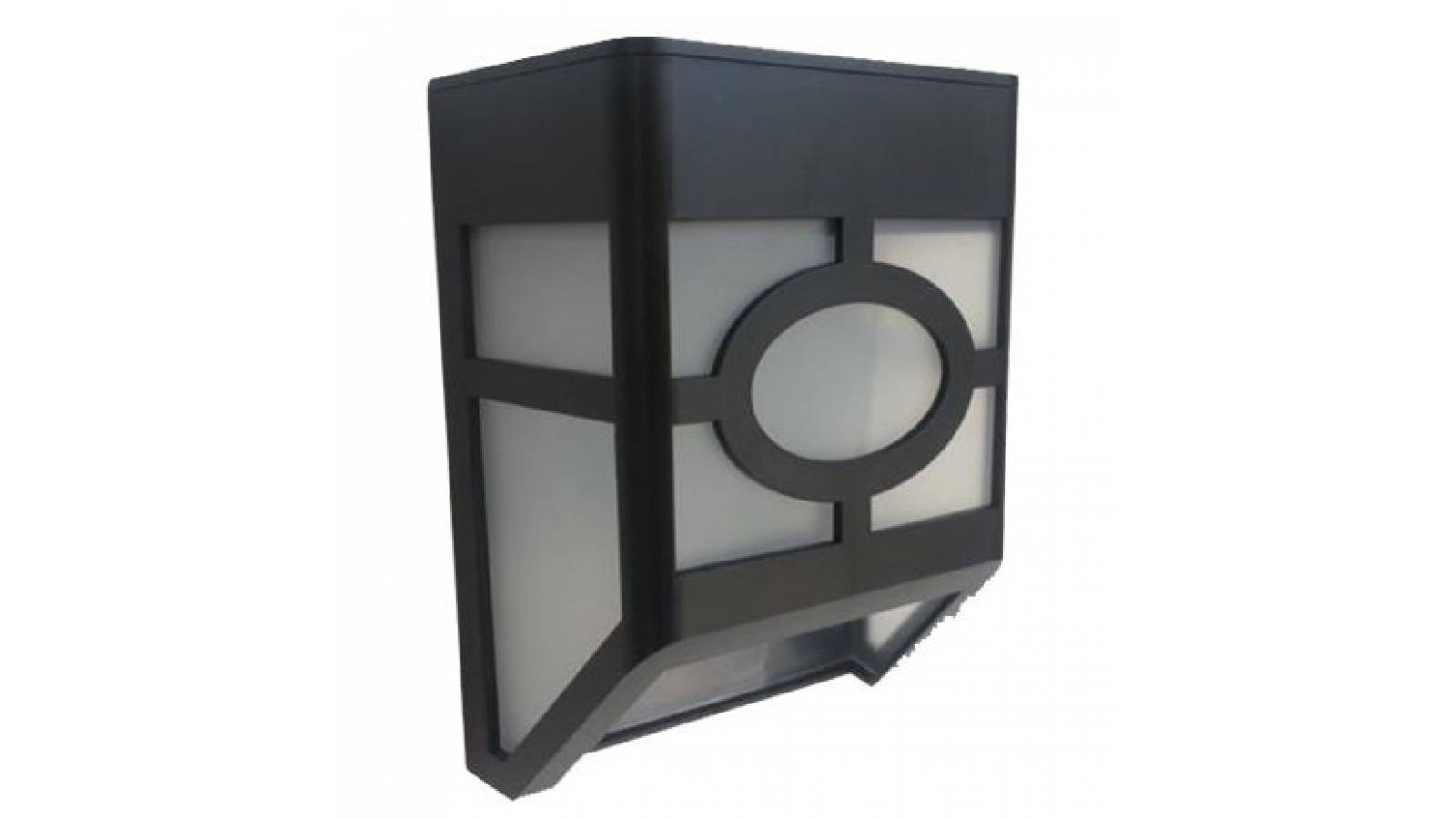 Lampara solar de pared - luz LED baja