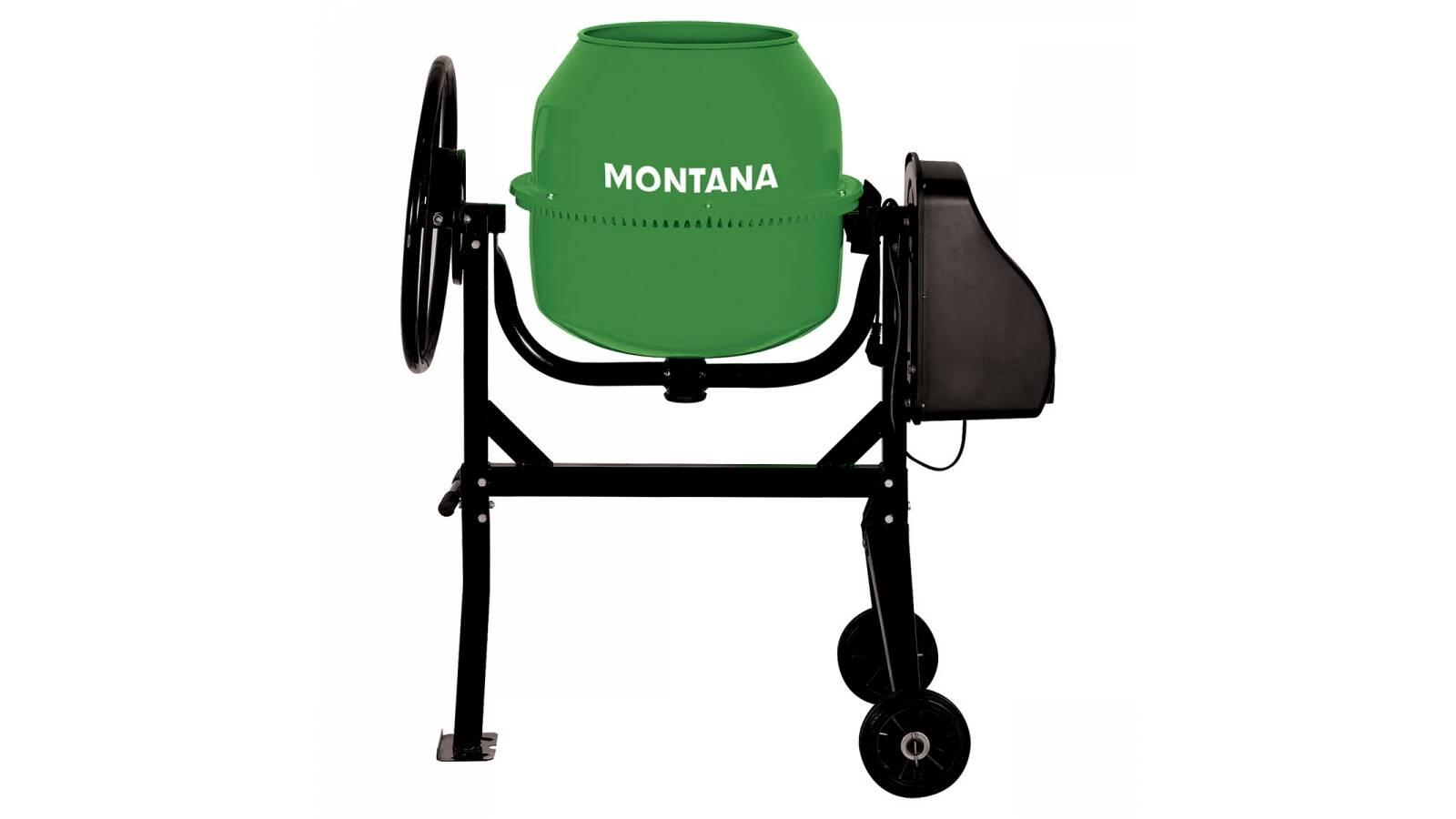 Hormigonera Montana de 0,7 HP / 120 lts