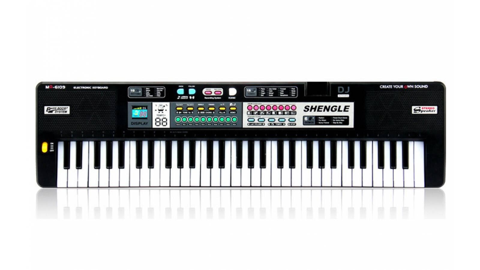 Organo Teclado ( 5 octavas 61 teclas )