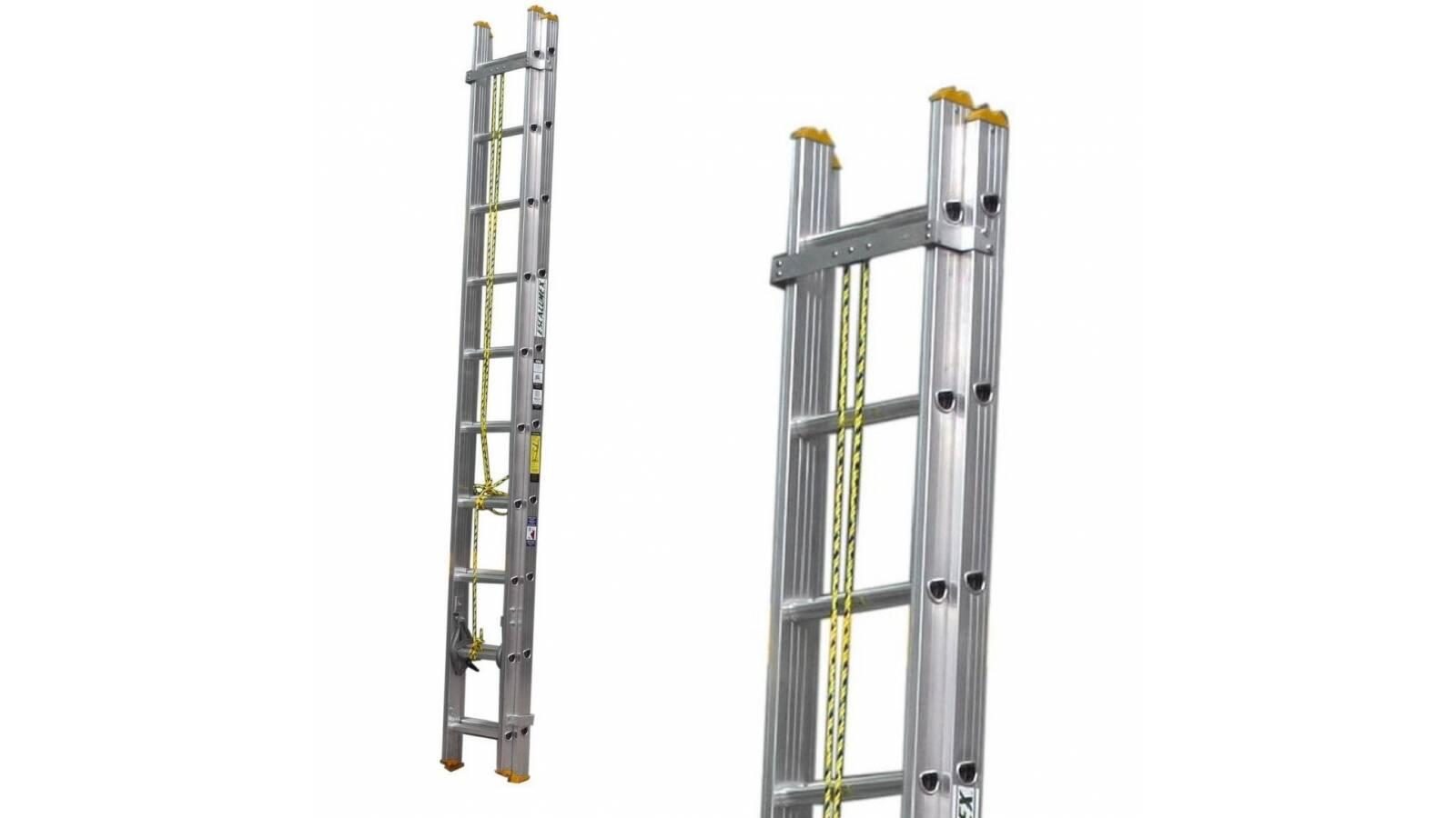 Escalera de extensión Escalumex 24 peldaños - Coliza