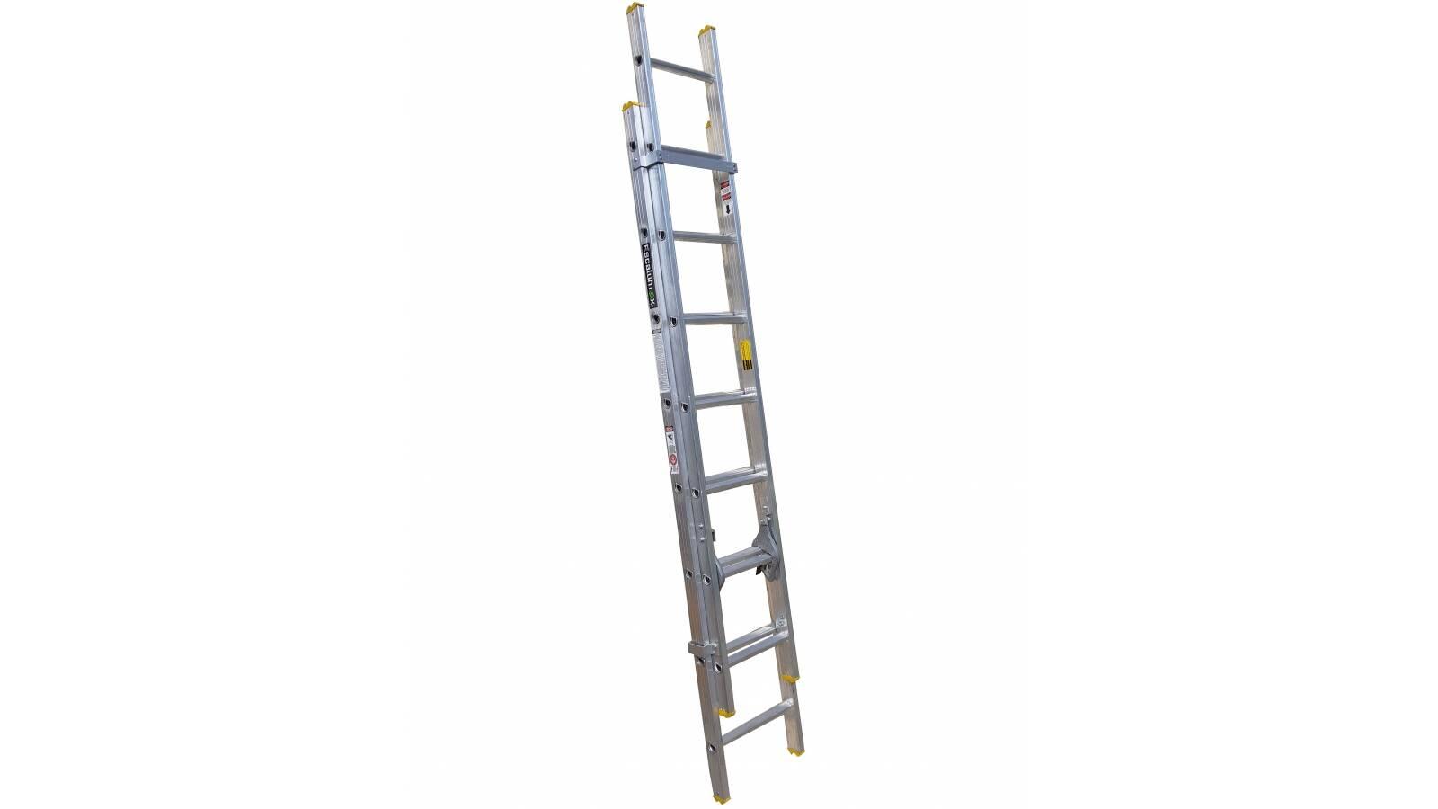 Escalera de extensión Escalumex 16 peldaños - Coliza