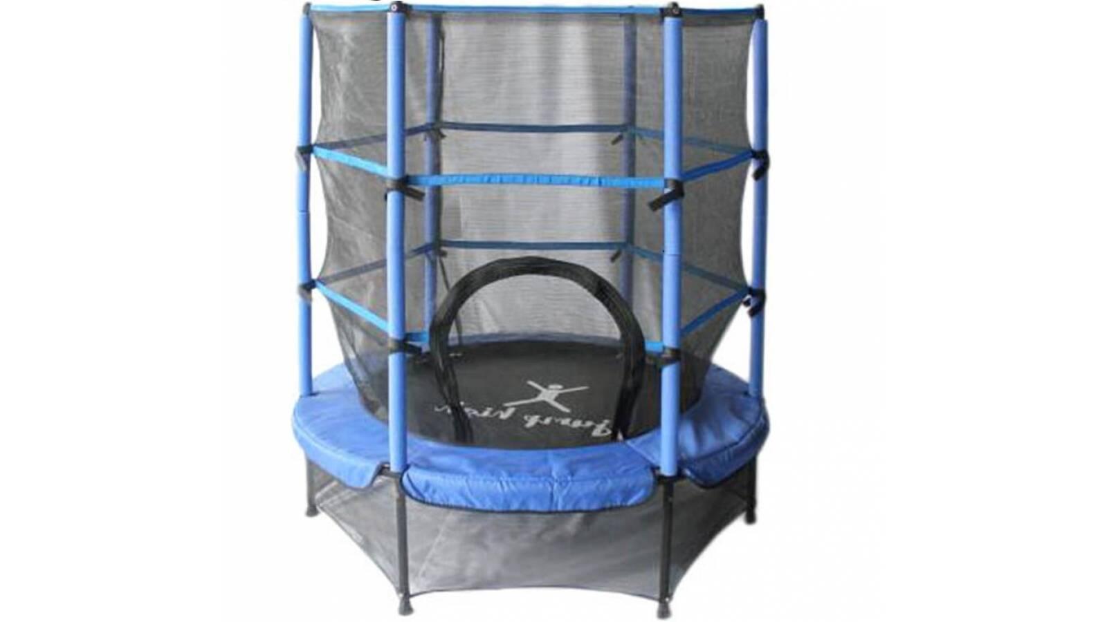 Cama Elastica Con Red de Seguridad 1,40 m - trampolin