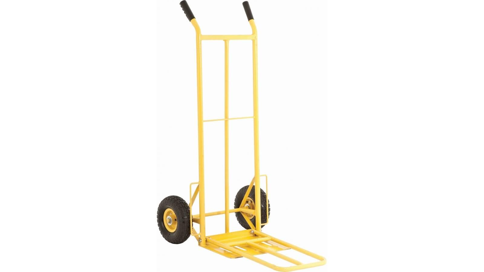 Carro de carga reforzado - hasta 250 kg