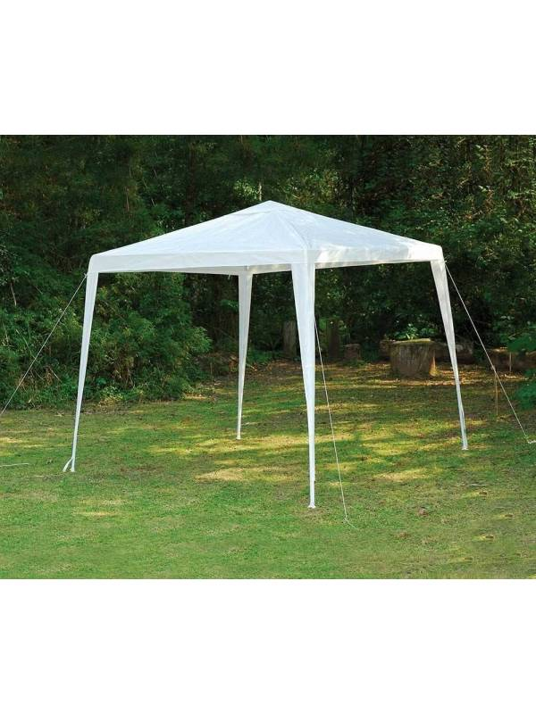 Gazebo desarmable 3x3 - Color blanco