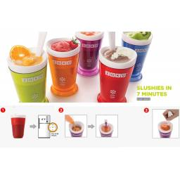 ZOKU Slush and shake, batidos y tragos en minutos!
