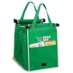 Bolsas de compras para carro de super GRAB BAG
