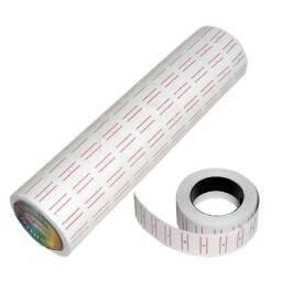 Rollos de etiquetas para maquina etiquetadora (10 unidades)