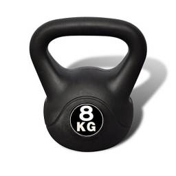 Pesa Rusa - Mancuerna Kettlebell   8 kg