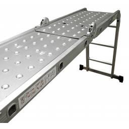Plataforma para escalera multifuncion de 4,60 m - chapones andamio
