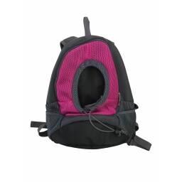 Bolso mochila para transportar perro - mascotas