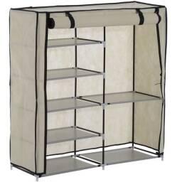 Comoda de tela - ropero estantes mueble zapatera