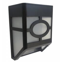 Lampara solar de pared - luz LED baja