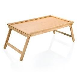 Mesa bandeja de apoyo - cama desayuno picnic
