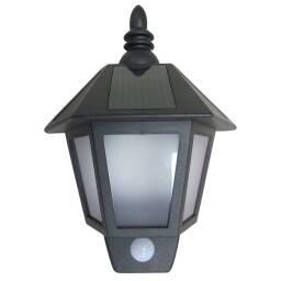 Farol solar LED de pared - lampara luz foco