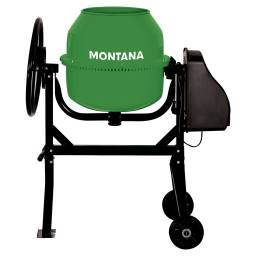 Hormigonera Montana de 0,7 HP  120 lts (cuarto de bolsa)