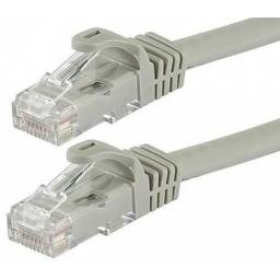 Cable de red 5m rj45 con fichas armado ethernet utp