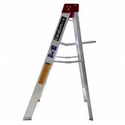 Escalera tijera de aluminio Escalumex 4 peldaños