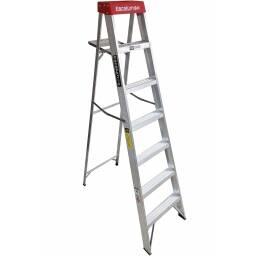 Escalera tijera de aluminio Escalumex 7 peldaños