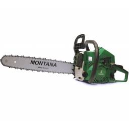 Motosierra Montana espada de 20 y 52 cc