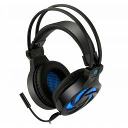 Auriculares Gamer Negros - mic fidelidad compatible
