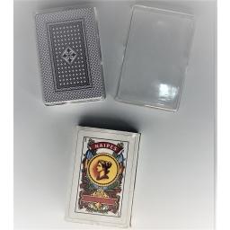 Mazo de Cartas españolas - naipes de truco