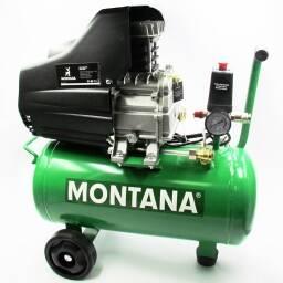 Compresor Montana de 24 litros