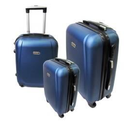 Set de valijas rígidas 20, 24 y 28 pulgadas