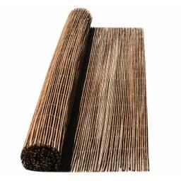 Esteras esterilla de caña entera 1.8 x 5m - cerca techo