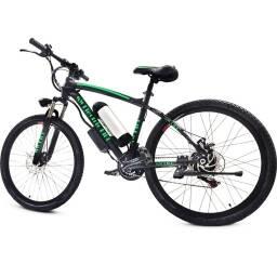 Bicicleta electrica MW de ruedas finas - bici mosquito