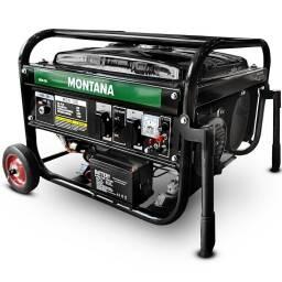 Generador Montana de 3500 KW