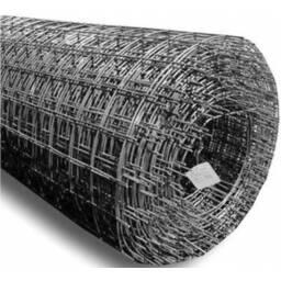 Malla Electrosoldada - Rollo De 1,8 X 20 m ( 36 Mts 2) - galvanizada