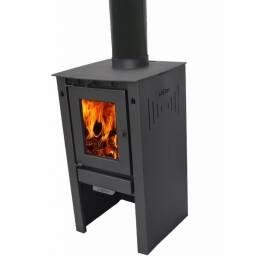 Calefactor a leña Lepen 6 KW - cubre hasta 50 m2