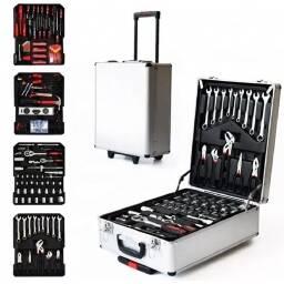 Kit de 386 herramientas Montana - Valija caja