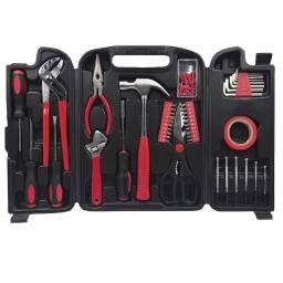 Kit de 133 herramientas - caja maletin