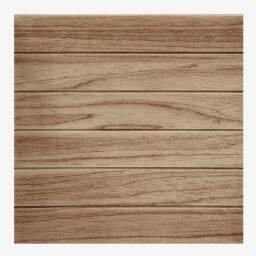 Revestimiento autodhesivo 3d - Tablas de madera oscura