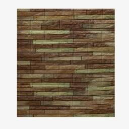 Revestimiento autodhesivo 3d Listones de madera