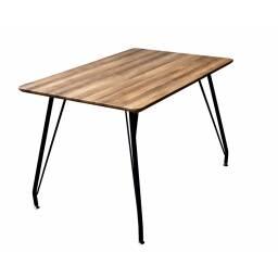 Mesa Eames rectangular color madera 120 x 80 cm