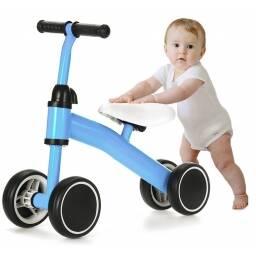 Buggy cuatriciclo en metal Celeste - triciclo buggie