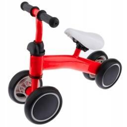 Buggy cuatriciclo en metal Rojo - triciclo bugui