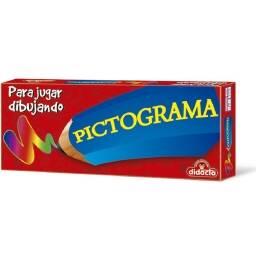 Juego De Mesa Pictograma - tipo Pictionary